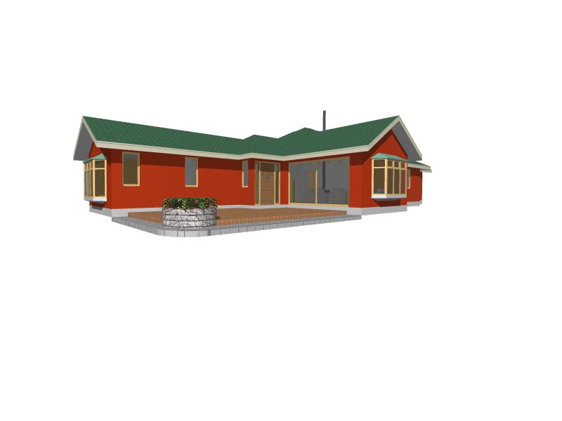 Planos de casas de campo rusticas ideas de disenos for Planos de casas de campo rusticas